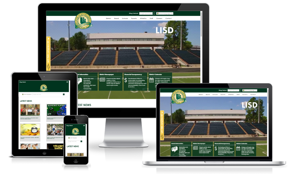 Longview Independent School District - Full-Redesign