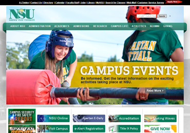 Norfolk State University Home Page