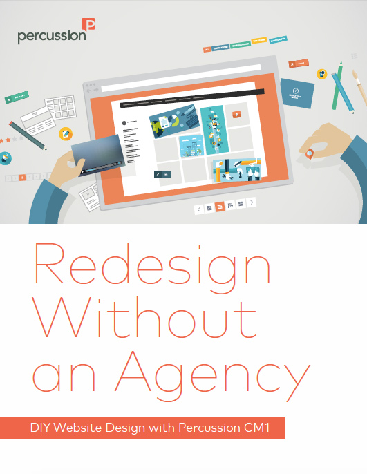 Redesign without an agency