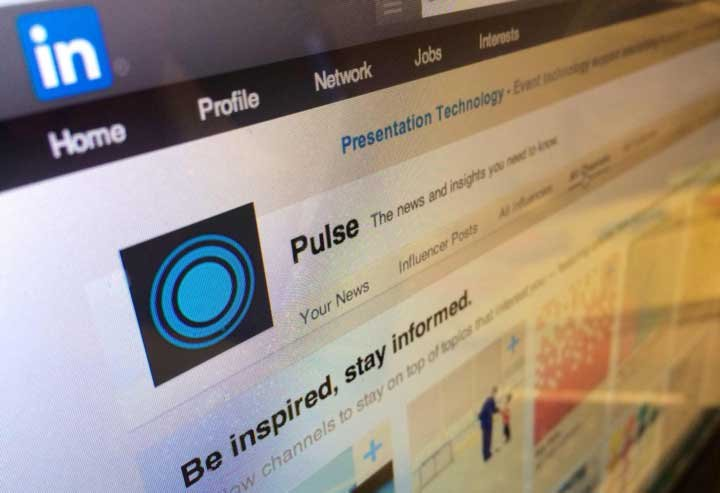 LinkedIn Publishing Pulse