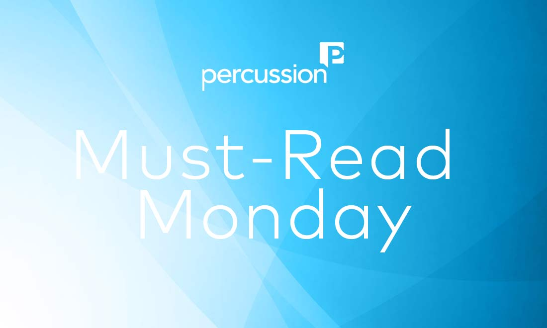 Percussion Software Must-Read Monday