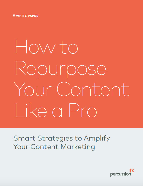 Repurpose your content like a pro
